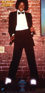 Michael Jackson - Off The Wall Album Cover