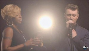 sam smith mary j.
